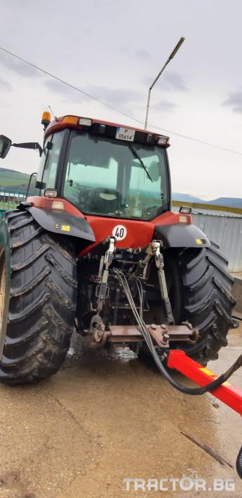 Трактори CASE-IH MX270 1 - Трактор БГ
