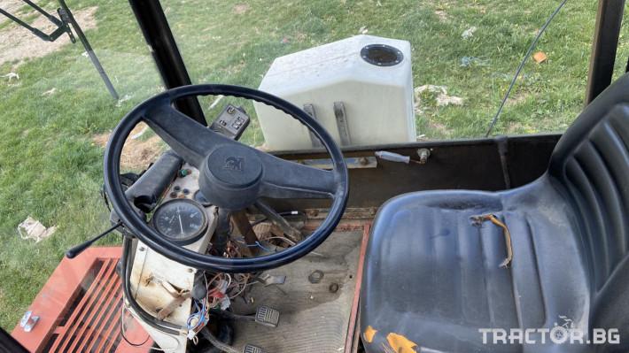 Самоходни пръскачки Самоходна пръскачка 1 - Трактор БГ