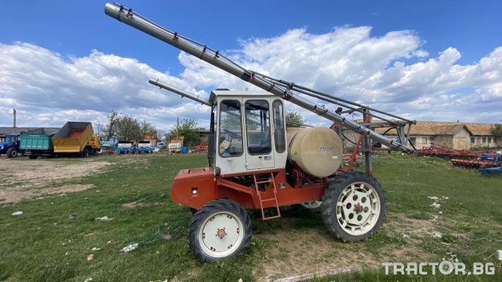 Самоходни пръскачки Самоходна пръскачка 2 - Трактор БГ