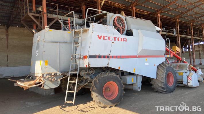 Комбайни Rostselmash Vector 2 - Трактор БГ
