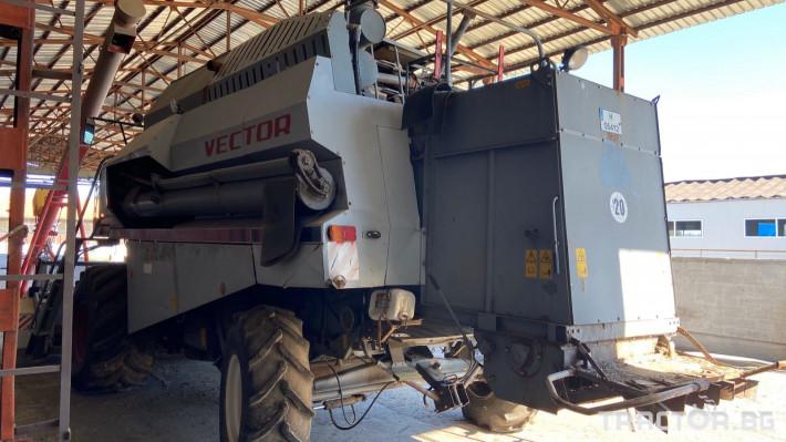 Комбайни Rostselmash Vector 3 - Трактор БГ