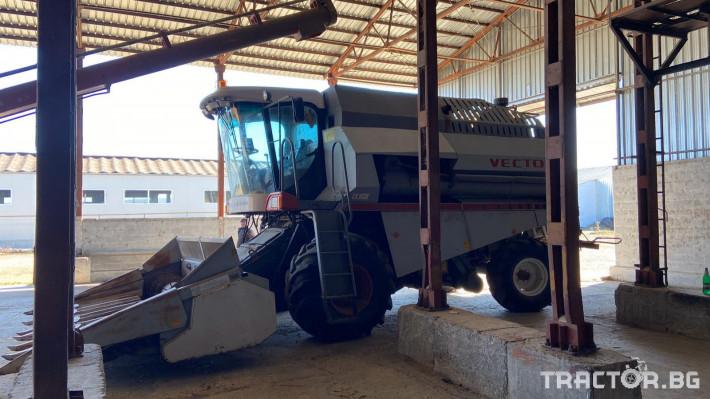 Комбайни Rostselmash Vector 4 - Трактор БГ