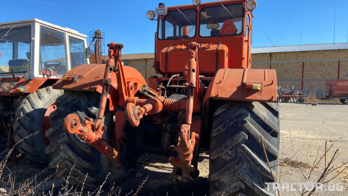 Трактори K 701 1 - Трактор БГ