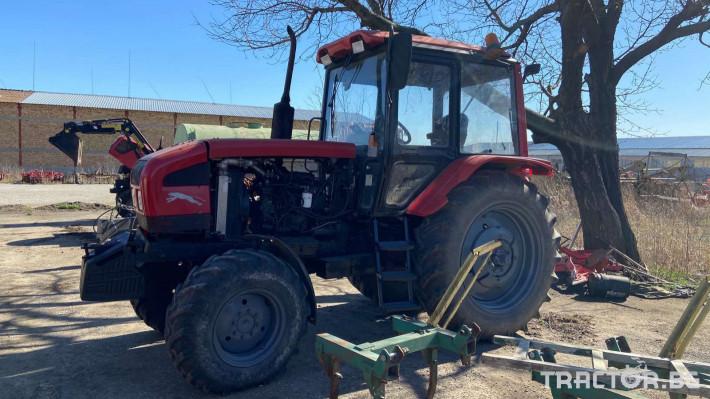 Трактори Беларус МТЗ 123 0 - Трактор БГ