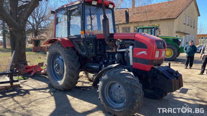 Трактори Беларус МТЗ 123 1 - Трактор БГ