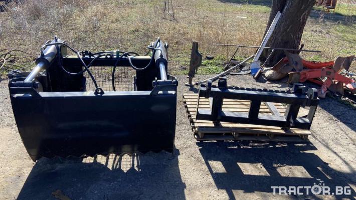 Трактори Беларус МТЗ 123 3 - Трактор БГ