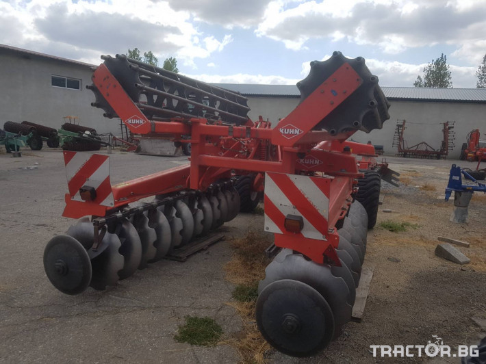 Брани KUHN XM2- 48 0 - Трактор БГ