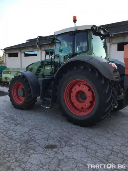 Трактори Fendt 927Vario 1 - Трактор БГ