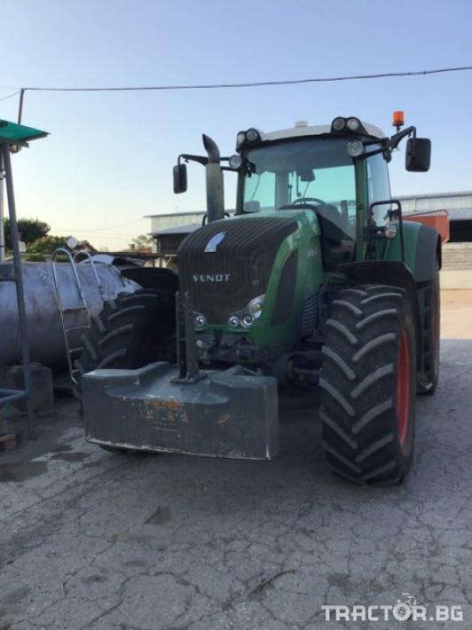 Трактори Fendt 927Vario 3 - Трактор БГ