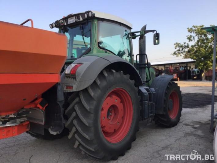 Трактори Fendt 927Vario 5 - Трактор БГ