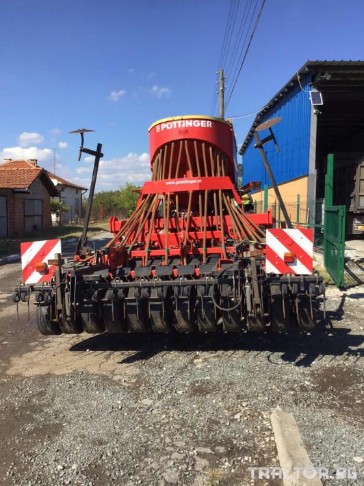 Сеялки Pottinger Terrasem 3000T 8 - Трактор БГ