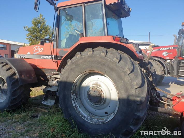 Трактори CASE-IH Magnum 7250 PRO 1 - Трактор БГ
