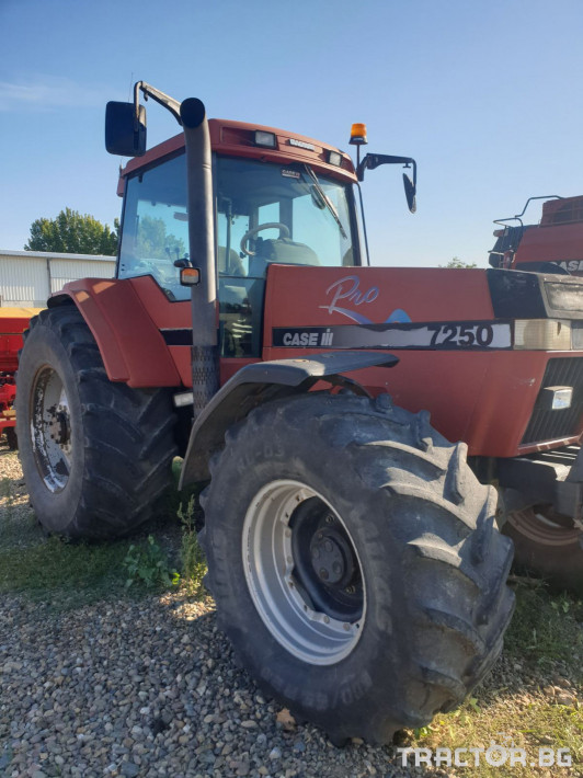 Трактори CASE-IH Magnum 7250 PRO 3 - Трактор БГ