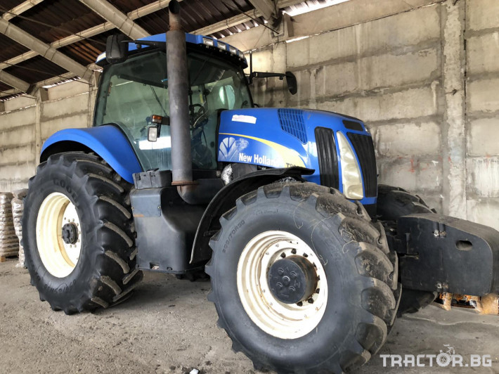 Трактори New-Holland Т8030 0 - Трактор БГ