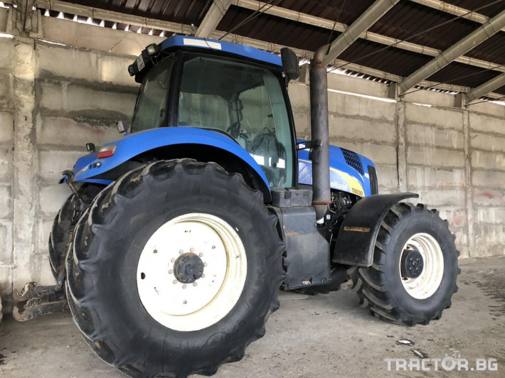 Трактори New-Holland Т8030 2 - Трактор БГ