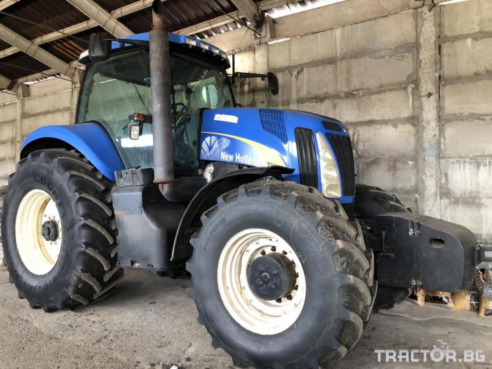 Трактори New-Holland Т8030 3 - Трактор БГ