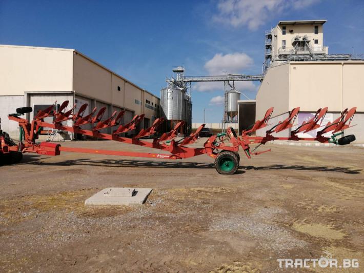 Плугове Kverneland PW 100 12 1 - Трактор БГ