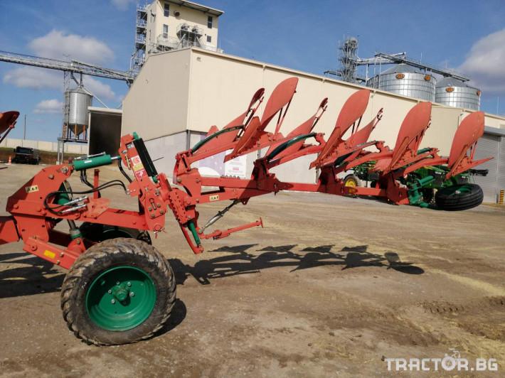 Плугове Kverneland PW 100 12 3 - Трактор БГ