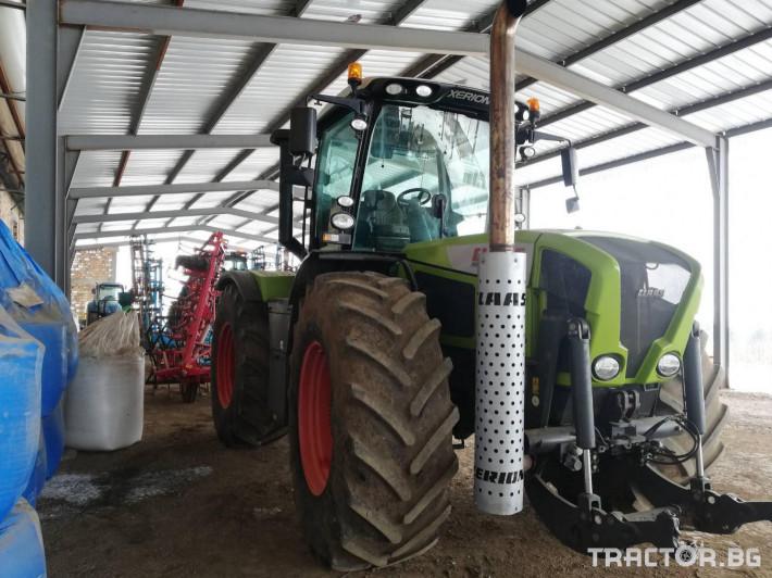 Трактори Claas XERION 3300 1 - Трактор БГ