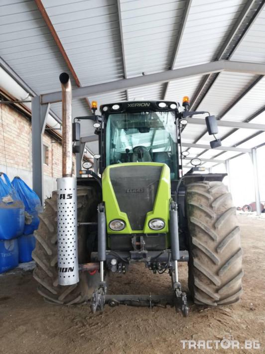 Трактори Claas XERION 3300 4 - Трактор БГ