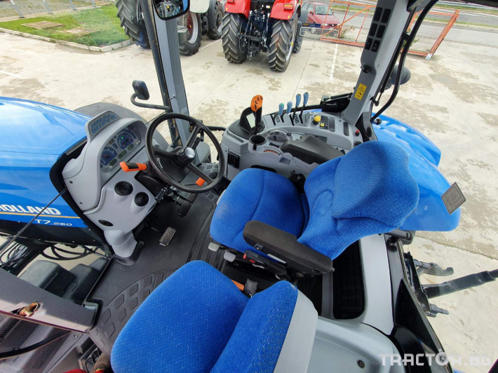 Трактори New-Holland T7.260 2 - Трактор БГ