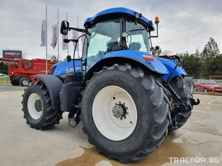 Трактори New-Holland T7.260 3 - Трактор БГ