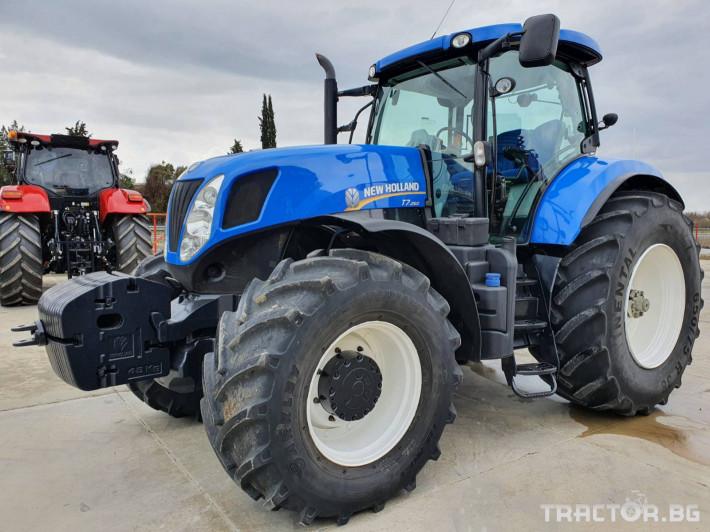 Трактори New-Holland T7.260 4 - Трактор БГ
