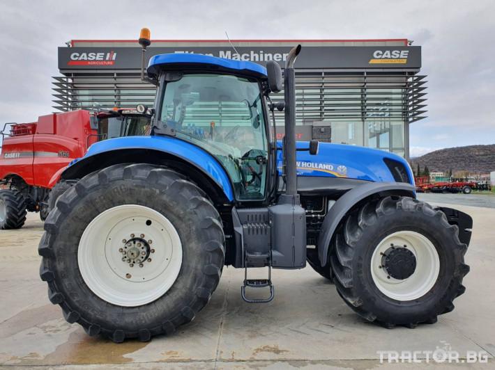 Трактори New-Holland T7.260 5 - Трактор БГ