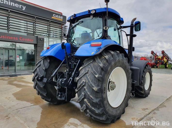 Трактори New-Holland T7.260 8 - Трактор БГ