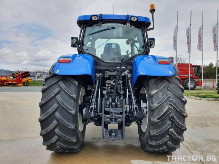 Трактори New-Holland T7.260 9 - Трактор БГ