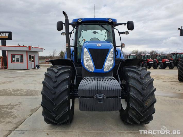 Трактори New-Holland T7.260 10 - Трактор БГ