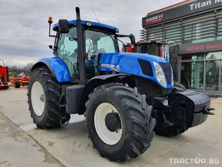 Трактори New-Holland T7.260 13 - Трактор БГ