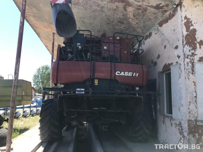 Комбайни CASE-IH AF7130 4 - Трактор БГ